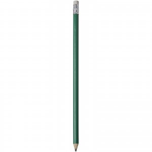 Alegra pencil with coloured barrel, Green (10709806)