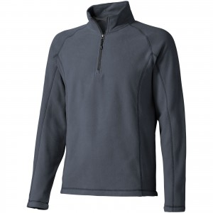 Bowlen polyfleece quarter zip, Storm Grey (3949489)