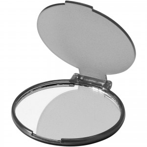 Carmen glamour mirror, Transparent black (12607600)