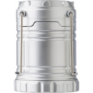 COB retractable camp light, silver (8196-32)