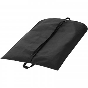 Hannover non-woven suit cover, solid black (11938100)