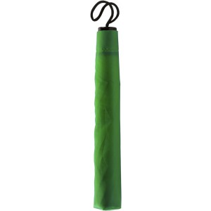 Manual foldable polyester (190T) umbrella, green (4092-04)