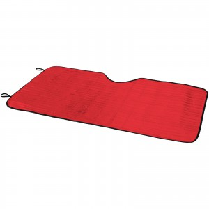 Noson car sun shade panel, Red (10410402)