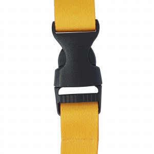Plastic buckle, 15 mm (raw material) (RAM1122)