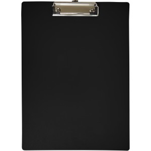 Plastic clipboard, black (7906-01)