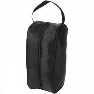 Portela shoe bag, solid black (19546698)