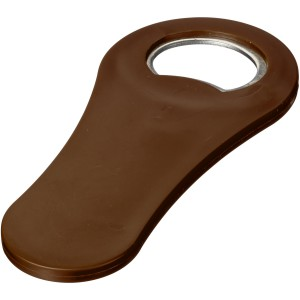 Rally magnetic drinking bottle opener, Brown (11260816)