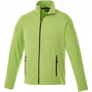 Rixford polyfleece full zip, Apple Green (3949668)