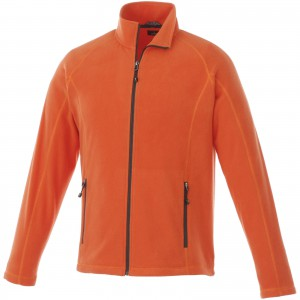 Rixford polyfleece full zip, Orange (3949633)