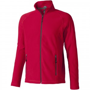 Rixford polyfleece full zip, Red (3949625)