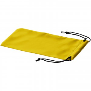 Sagol pouch for sunglasses, Yellow (10248005)