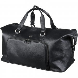Sendero 19 travel duffel bag, solid black (12028400)