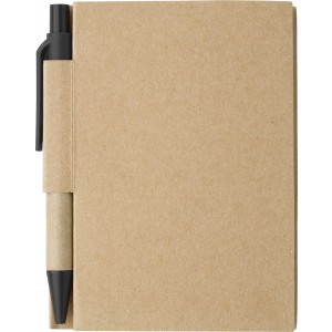 Small notebook, black (6419-01)