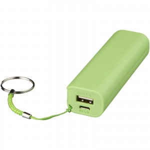 Span 1200 mAh power bank, Lime (13427704)