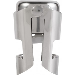 Stainless steel stopper, silver (8571-32)