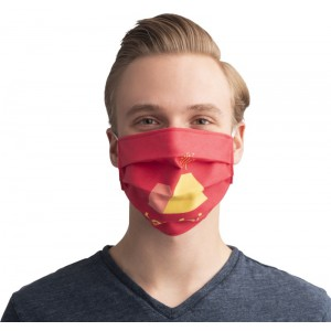 Sublimation reuseable mask (1PL02001)