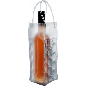 Transparent cooler bag, neutral (7563-21)