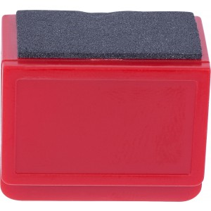 Webcam cover and screen cleaner, red (8862-08)