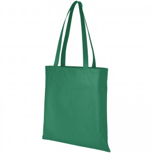 Zeus non woven convention tote, Green (11941215)