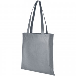 Zeus non woven convention tote, Grey (11941213)